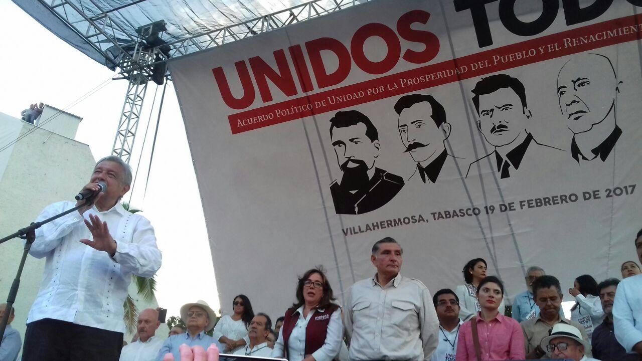 Evento de Obrador 2