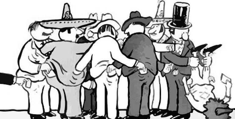 anticorrupcion ilustracion